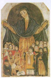 Ikona Pokrowa Matki Bożej